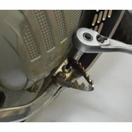 Bremspedal extra breit 50mm - Bild vergrößern