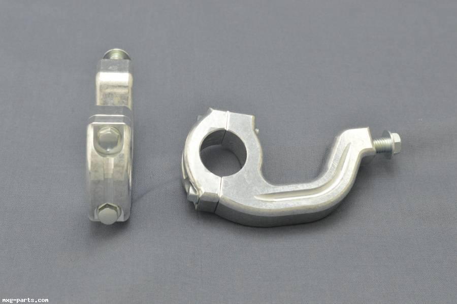 Evolution Klemmen 28,,6mm silber
